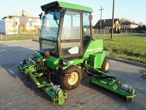 Traktor John Deere kosiarka mulczer zamiana Sprinter Crafter Master LT