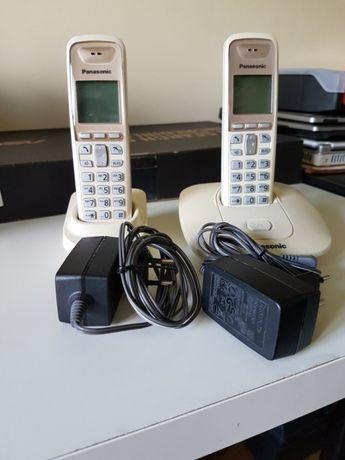 Telefon PanasonicPanasonic KX-TG6412PDJ 2 słuchawki