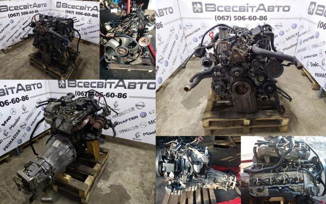 Мотор двигун двигатель ОМ646 Mercedes Vito 2,2 CDI на мерседес Вито