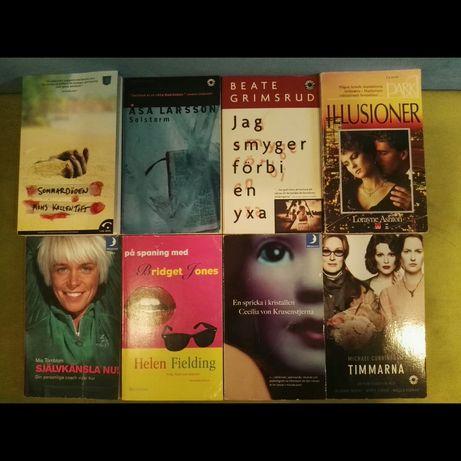 Książki po szwedzku