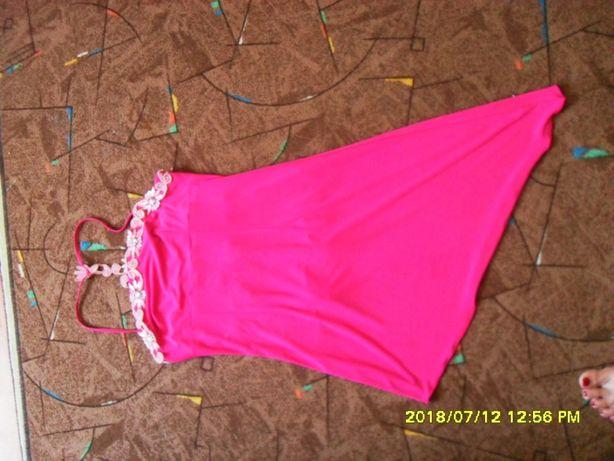 Платье праздничное летнее