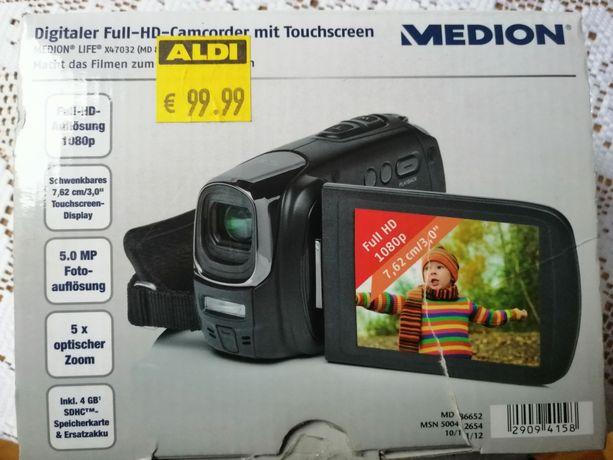 Kamera Medion Full HD