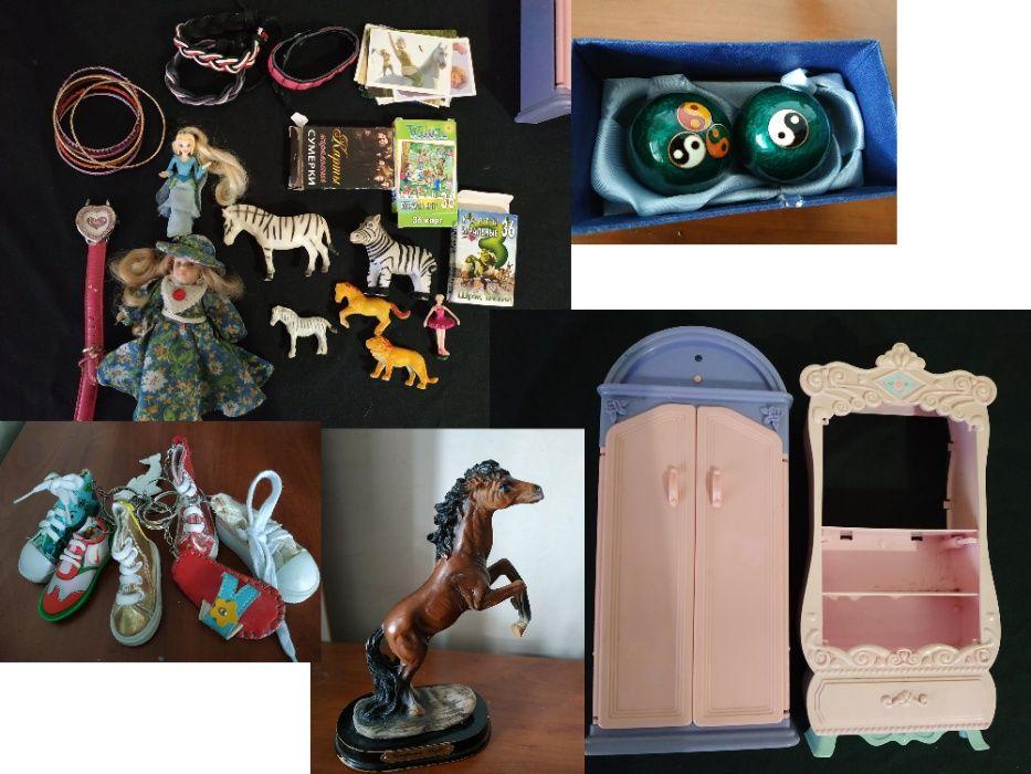 Детские вещи, игрушки, куклы, фигурки, браслеты, брелки, шары Баодинг Киев - изображение 1