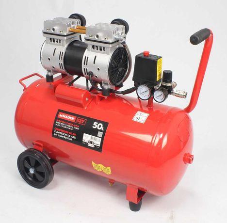 Compressor de Ar Silencioso - 50 Litros