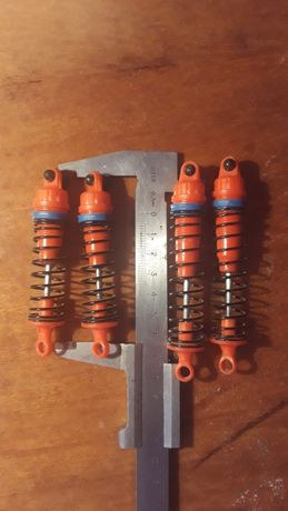 Амортизатори бу rc раділкерована модель