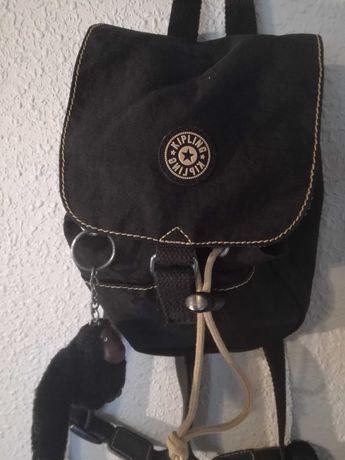 Kipling plecak czarny
