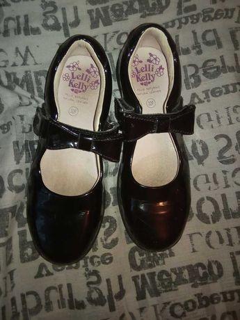 Кожаные туфли, 32р стелька 20,5