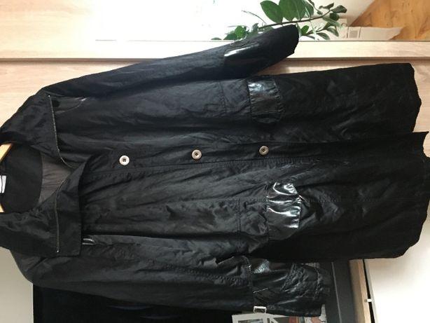 Płaszcz czarny (jesienno-wiosenny)