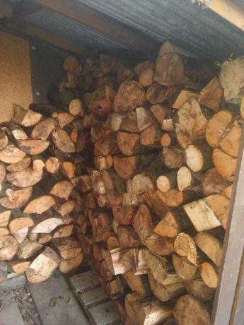 Drewno opalowe buk
