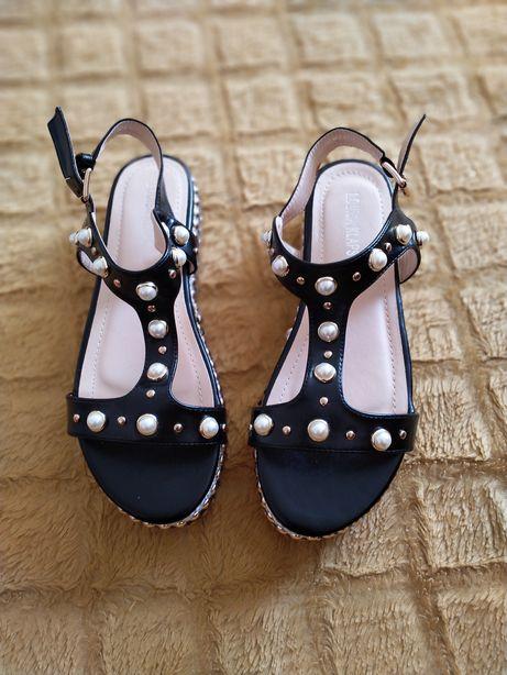 Espadryle sandały włoskie