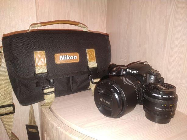 Nikon D80 kit body