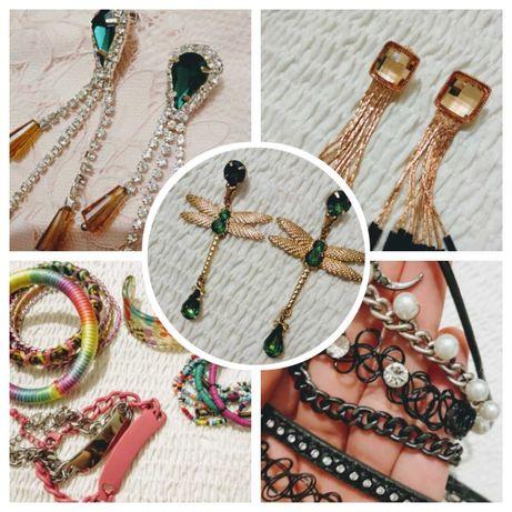 ВЫБОР бижутерия браслет ожерелье подвеска серьги сережки недорого