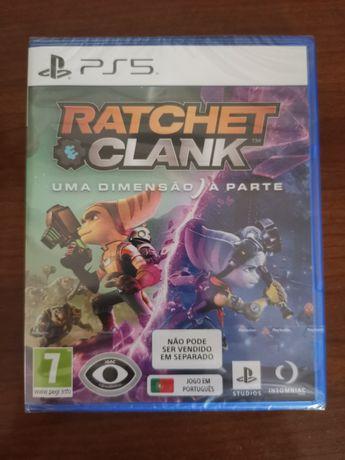 Vendo Ratchet & Clank: Rif Apart NOVO E SELADO PS5
