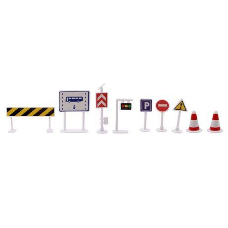Дорожные знаки для детской авто-, железной дороги PlayTive, IKEA, BRIO