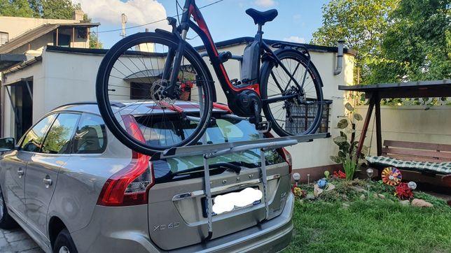 Bagażnik platforma na rower rowery rowerowy na tylną klapę samochodu