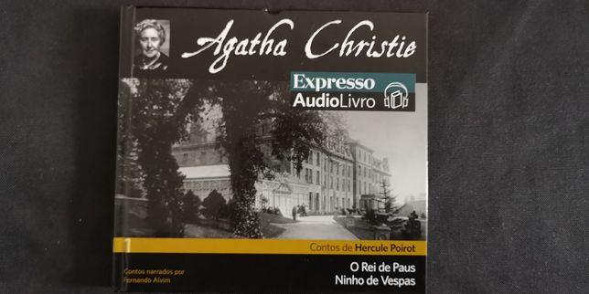 Audiolivro Agatha Christie