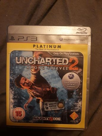 Uncharted 2 na PS3