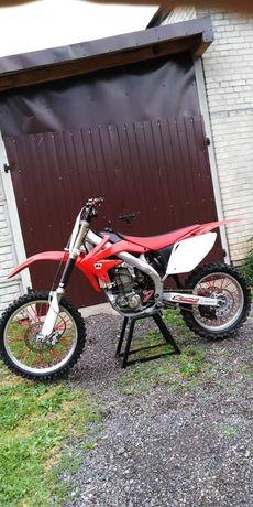 HONDA CRF450R 2007r