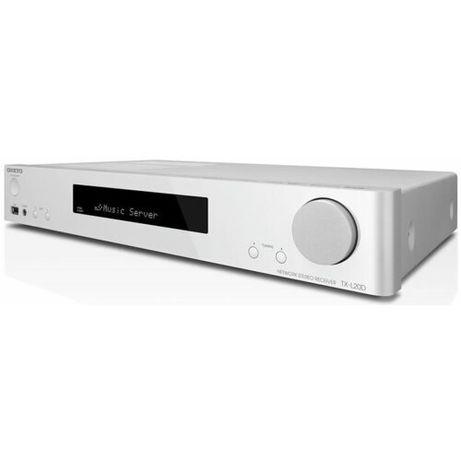 Amplituner sieciowy Onkyo TX-L20D, biały, Nowy, od ręki