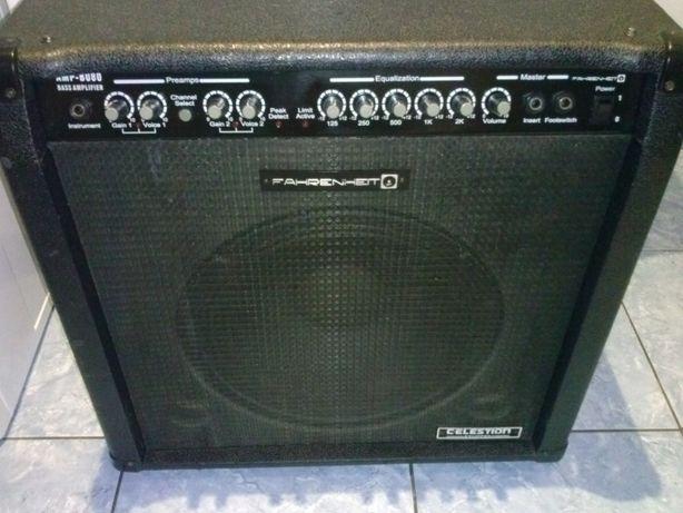 Fahrenheit AMP-B080 wzmacniacz do gitary basowej gł. Celestion 12 cal