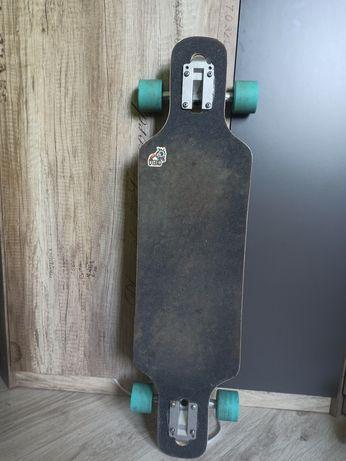 Deskorolka longboard mini 80cm
