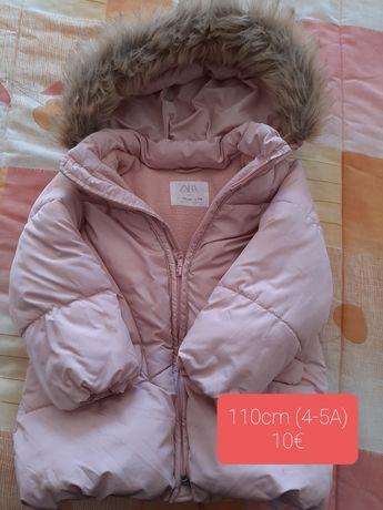 Casaco inverno Zara