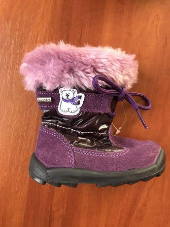 Продаю зимові чобітки Oritex