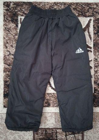 Теплые штаны на флисе