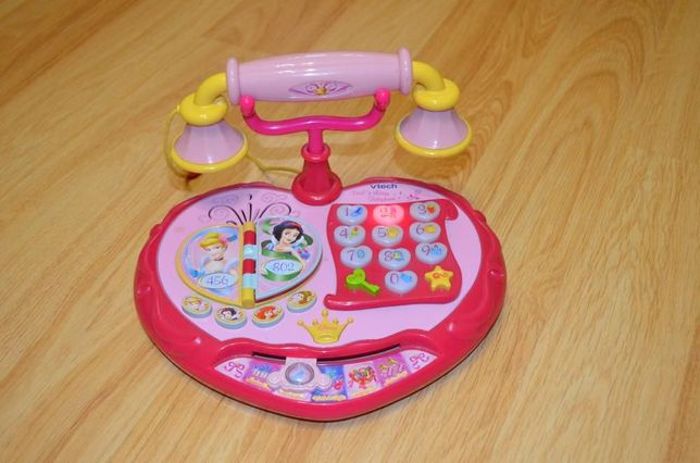 Игрушка-телефон Dial'n Learn telepone Vtech