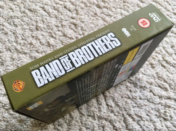 Kompania Braci ( 6 płyt DVD ) - Band Of Brothers