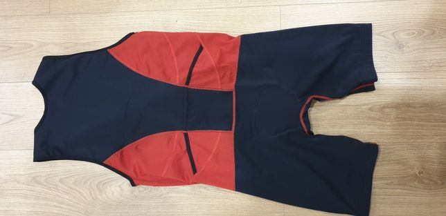 Triathlon triatlon strój startowy kombinrzon XXL polecam