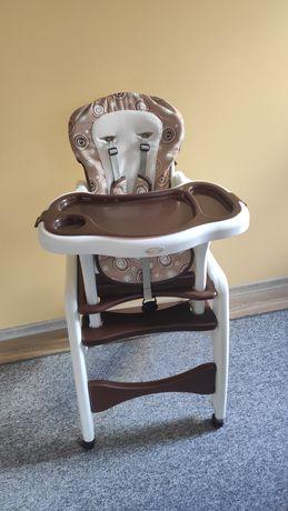 Krzesełko do karmienia stolik