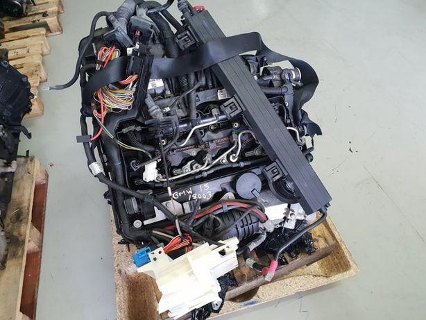 Motor BMW 123D 2.0D de 204cv, ref N47D20D