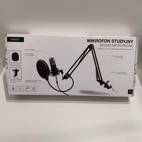 Hykker Mikrofon Studio