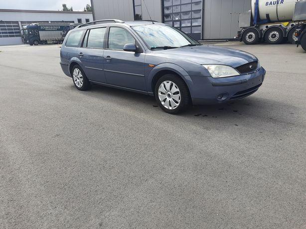 Форд мондео 2004 В Германии