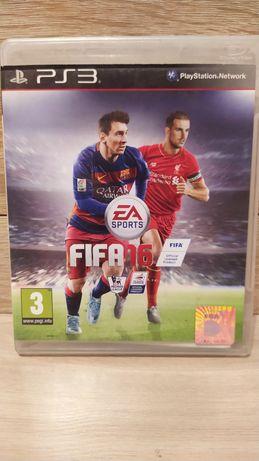 Gra Fifa 16 Fifa 2016 j. Polski na konsole ps3 playstation 3
