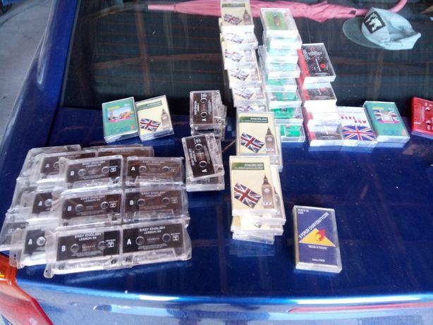 Angielski na kasetach