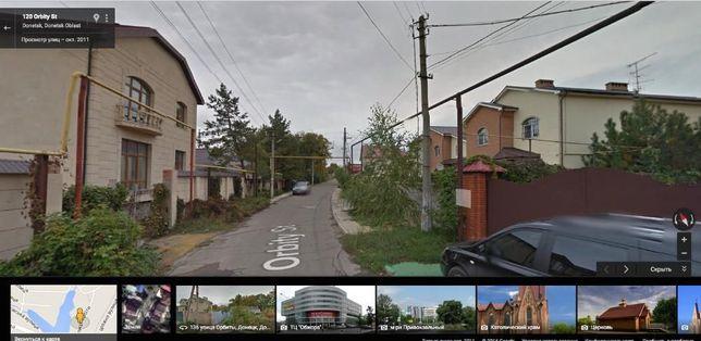 "Участок с фундаментом ,в районе ТЦ ""Маяк"""