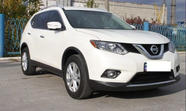 Продам Nissan Rouge 2015