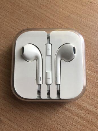 Słuchawki apple na mini jack