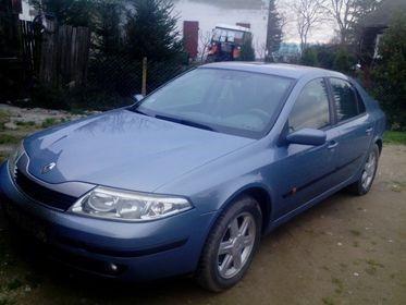 Renault Laguna 2003r