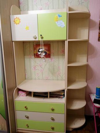 Шкаф детский под телевизор