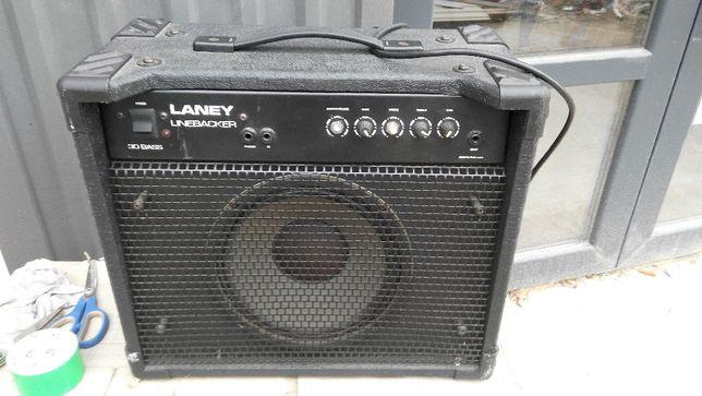 продам комбо-підсилювач для бас-гітари «Laney» Linebacker 30, англіє