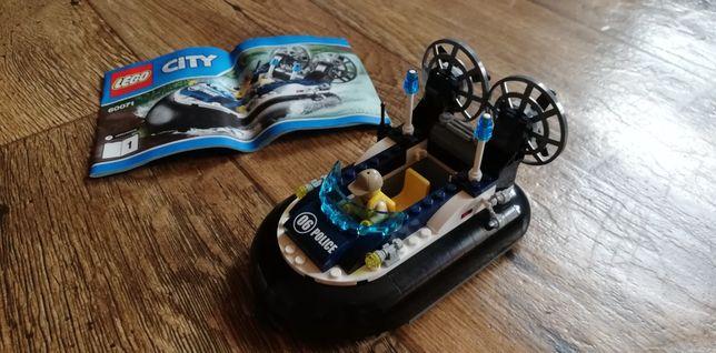 Lego city lodz motorowa policja Jedyna na stronie! CENA DO 15Kwietnia