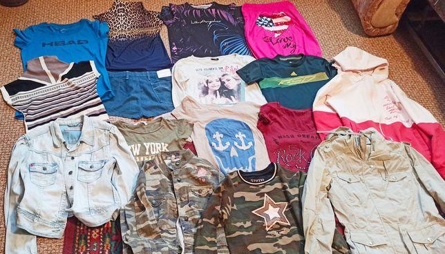 Футболки,шорты,регланы,свитшоты на девочку 11-13 лет