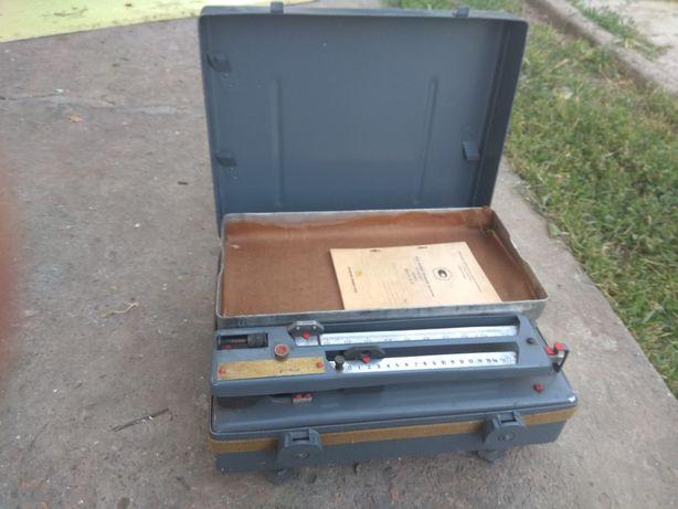 Весы рычажные полевые шкальные РП-15Ш13