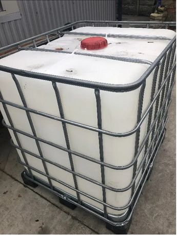 Mauzer pojemnik bańka 1000 litrów