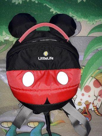 Plecaczek plecak szelki LittleLife bez smyczy