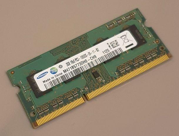 Pamięć do Laptopa SAMSUNG M471B5773DH0-CH9 2GB DDR3