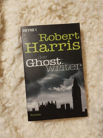 Robert Harris der Ghost writer po niemiecku